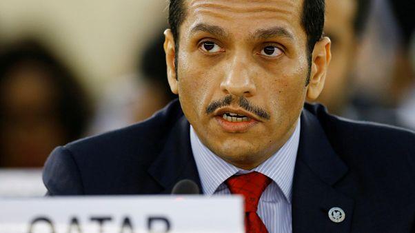 """قطر تجدد استعدادها """"للحوار"""" وتشترط احترام السيادة"""