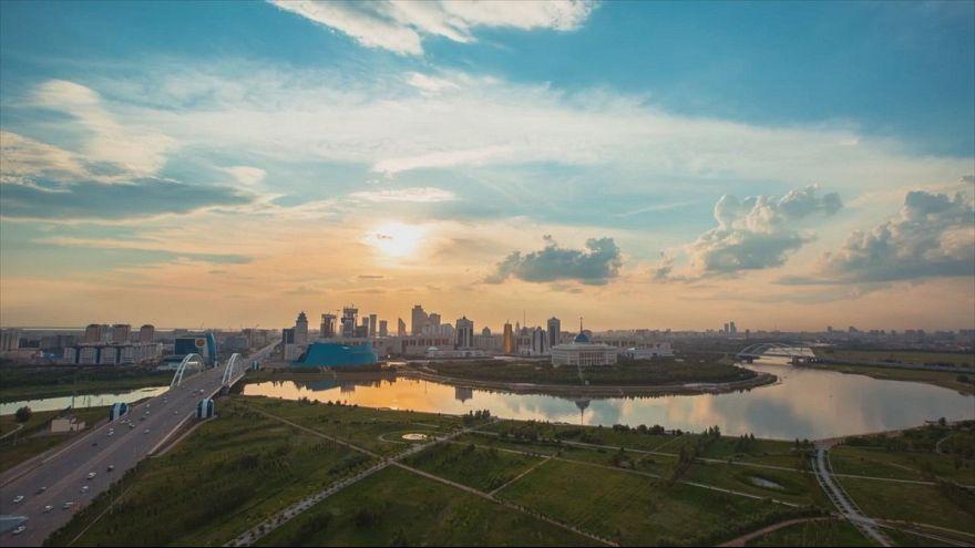 Kazahsztán a digitális Selyemúton