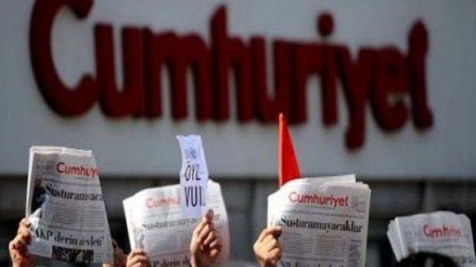 Cumhuriyet Gazetesi davasında tahliye kararı çıkmadı
