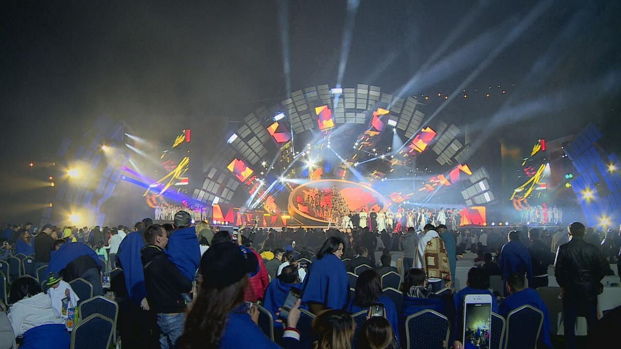 The Star of Asia festival lights up Almaty