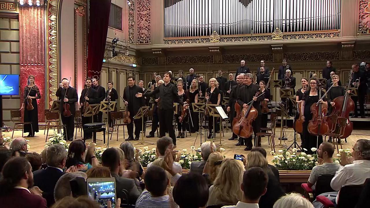 Bucarest: la sinfonía que recuerda a Enescu