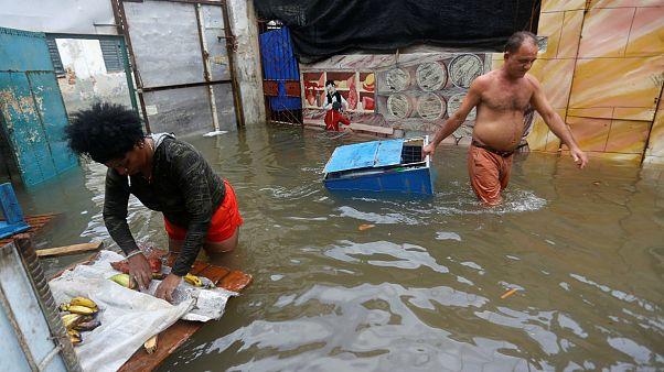 Irma : des morts aussi à Cuba