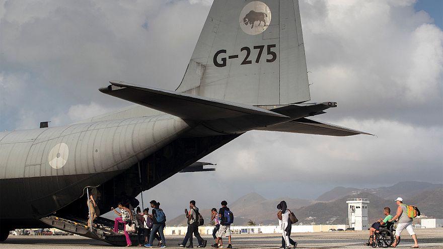 Irma : les Pays-Bas au secours de Saint-Martin