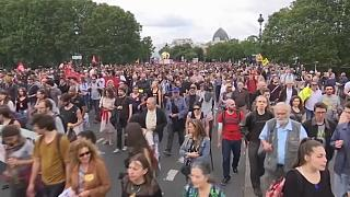 Premier test social pour Emmanuel Macron