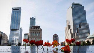 Америка вспоминает жертв терактов 11 сентября 2001 г.