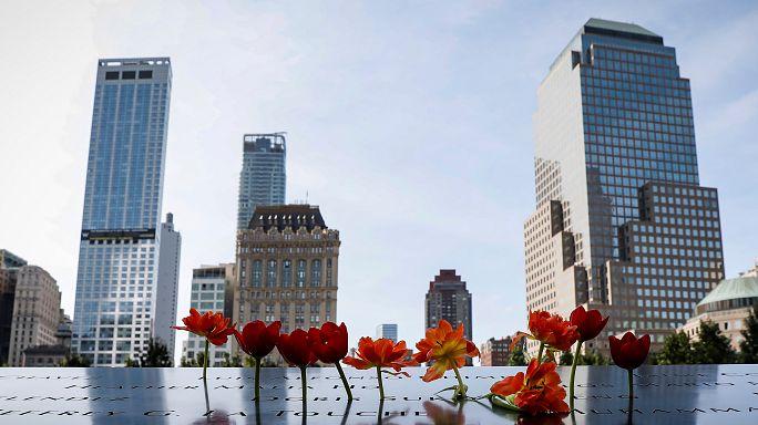 USA: Erinnern an die Anschläge vom 11. September