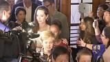 Jolie and Clooney defend their films in Toronto