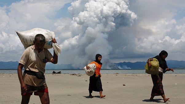 سازمان ملل: سرکوب روهینگیا در میانمار «پاکسازی قومی» به نظر می رسد
