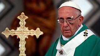 Ευγνωμοσύνη του Πάπα για την Ελλάδα και την Ιταλία