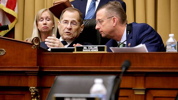 Image: House Judiciary Committee Votes On Whether To Hold Attorney General