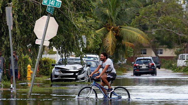 """Nach Irma: """"Glauben Sie nicht, Sie könnten einfach so nach Hause gehen."""""""