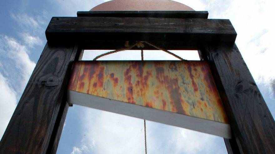 France's final guillotine: 40 years since the end of the death penalty