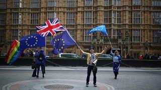 نخستین گام برکسیت در پارلمان بریتانیا: تصویب کلیات لایحه پایان برتری قوانین اروپایی بر حقوق داخلی