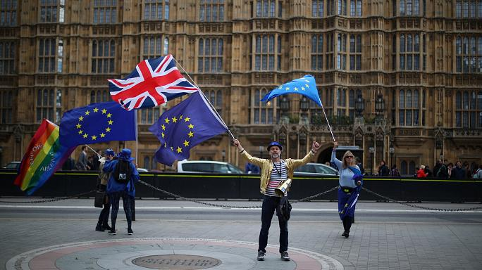 London: Parlament stimmt für EU-Austrittsgesetz