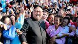 Pyongyang sanctionné à l'unanimité