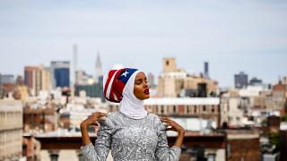 عارضة أزياء صومالية تحتل عناوين كبريات الصحف الأميركية