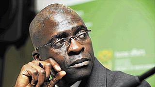 Afrique du Sud : prévision de croissance à la baisse (Gigaba)