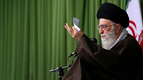 رهبر ایران آنگ سان سوچی را «یک زن بیرحم» خواند