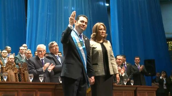 «Τη γλίτωσε» ο πρόεδρος της Γουατεμάλας