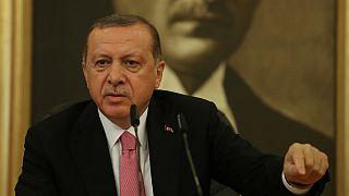 اردوغان: تسديد الدفعة الاولى من عقد شراء منظومة إس-400