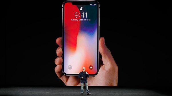 Apple baptise son nouveau bébé, l'iPhone X, déjà une star!