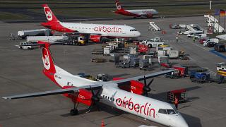 Авиакомпания Air Berlin отменила десятки рейсов