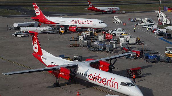 Mais de 120 voos da Air Berlim cancelados