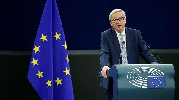 أهم ما قاله يونكر أمام البرلمان الأوروبي في 10 نقاط