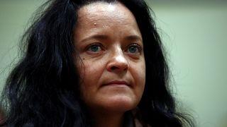 NSU-Mörder-Prozess: Staatsanwalt fordert lebenslange Haft für Beate Zschäpe (42)
