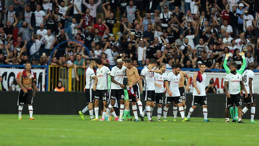 Beşiktaş'ın Şampiyonlar Ligi serüveni başlıyor