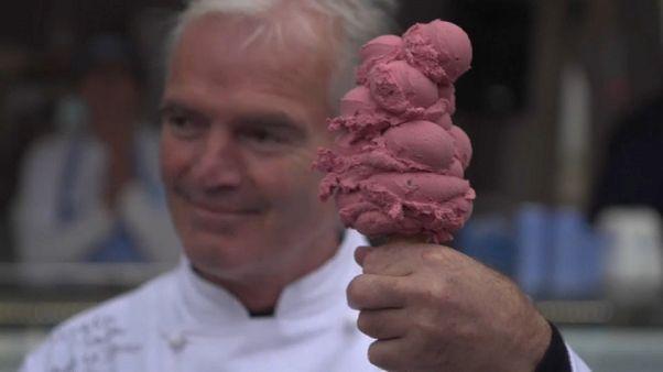 El rey del helado es italiano