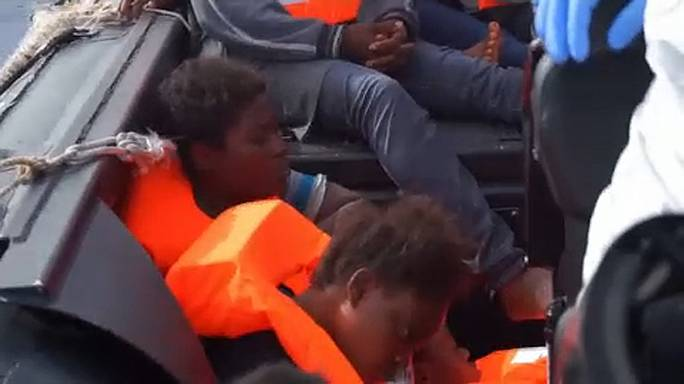Menores migrantes víctimas de explotación