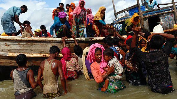 سازمان ملل متحد: ۳۷۰ هزار نفر از اقلیت روهینگیا به بنگلادش گریختهاند
