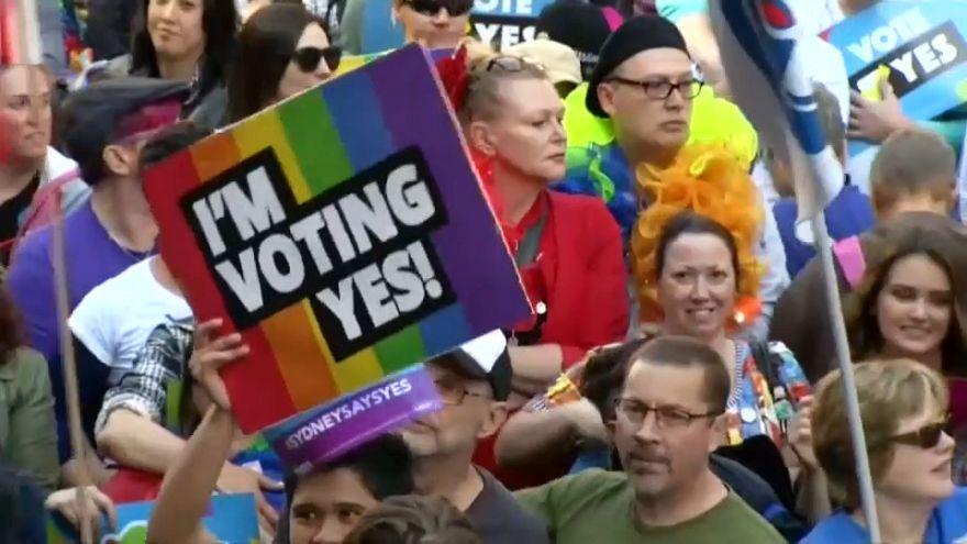 L'Australie consulte par courrier sur le mariage gay