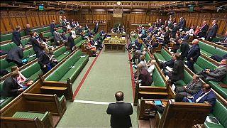 Tauziehen um Brexit-Gesetz