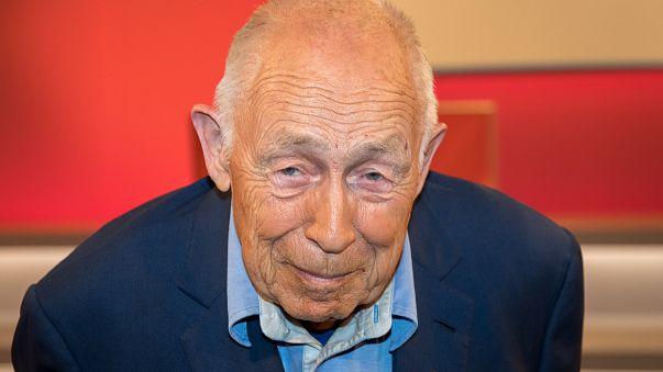 Würdigung in vielen Tweets: Heiner Geißler mit 87 gestorben