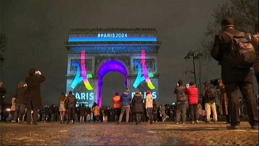 Le Paris olympique de 2024