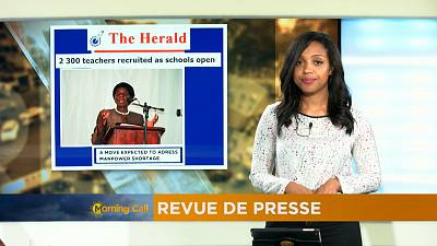 Revoir la revue de presse du 12-09-2017 [The Morning Call]
