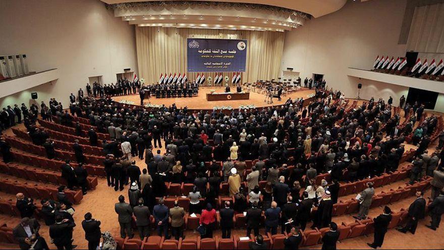 پارلمان عراق رفراندوم استقلال اقلیم کردستان را غیرقانونی اعلام کرد