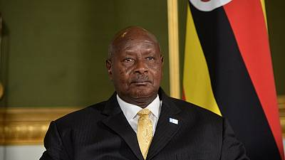 MPs of Uganda's ruling NRM want presidential age limit scrapped