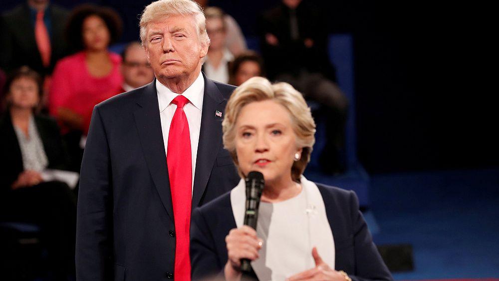 Hillary Clinton rechnet abDonald Trump - Hillary Rodham Clinton