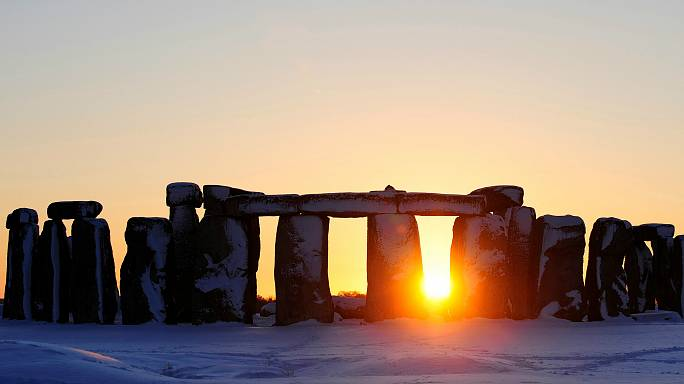 World famous Stonehenge to be freed from traffic