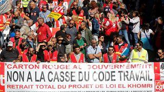 Manifestations partout en France