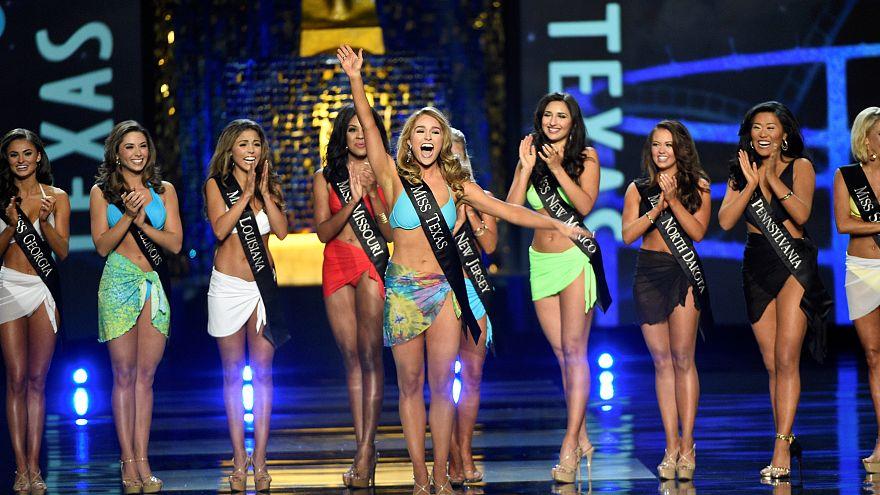 Miss Texas: Ein Schlag gegen Trump in 15 Sekunden