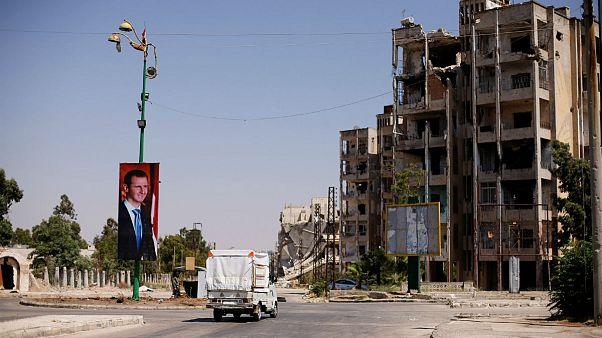 روسیه: دولت سوریه ۸۵ درصد خاک سوریه را در اختیار دارد