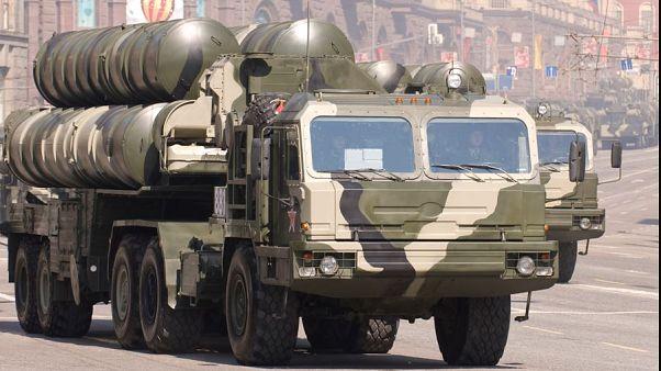 Ρ.Τ.Ερντογάν: «Πληρώσαμε την πρώτη δόση για τους S-400»