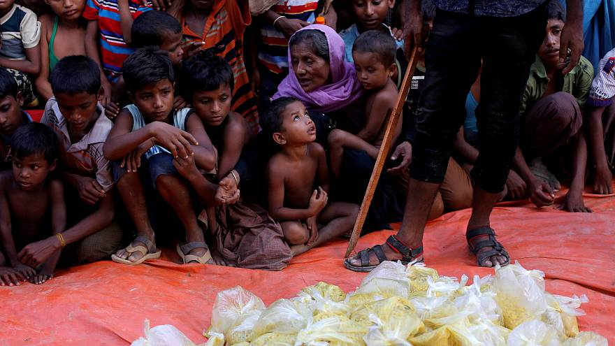 """Rohingya, Premier Bangladesh: """"Conosciamo il loro dolore"""""""
