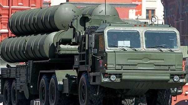 ترکیه سامانه پدافند هوایی اس-۴۰۰ از روسیه خریده است