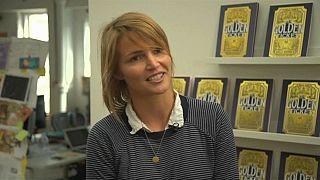 Chloe Dahl follows in Roald's footsteps