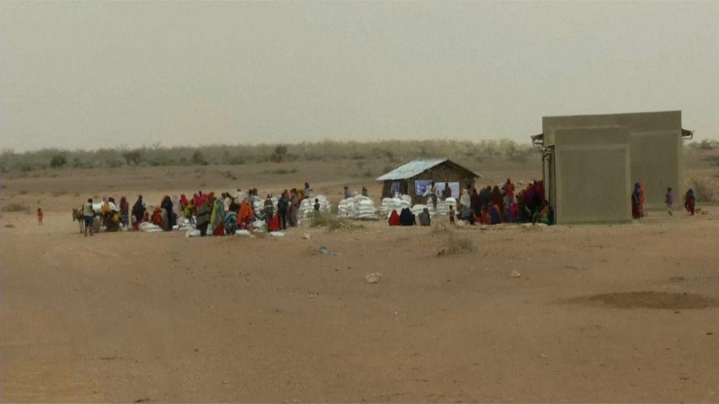 Etiopia, siccità: 8.5 milioni di persone in emergenza